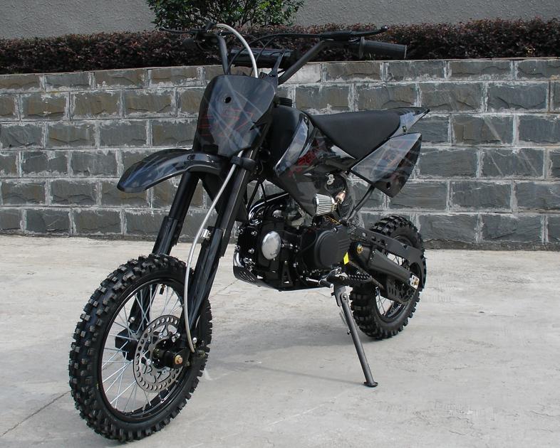Dirt Bike Dirtbike Front Cc on Lifan 125cc Motor Engine